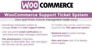 WooCommerce-Support-Ticket-System-Nulled-Download