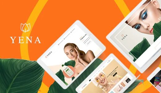 Yena-Beauty&Cosmetic-WooCommerce-Theme-Nulled-Download