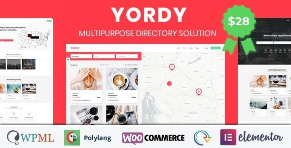 Yordy-Directory-Listings-WordPress-Theme-Nulled-Download