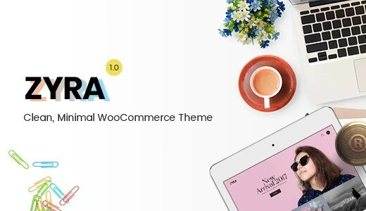 Zyra-Clean-Minimal-WooCommerce-Theme-Nulled-Download