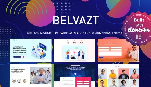 belvazt-digital-marketing-agency-wordpress-theme-Nulled-Download