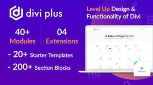 divi-plus-powerful-modules-for-divi-theme-download-Nulled