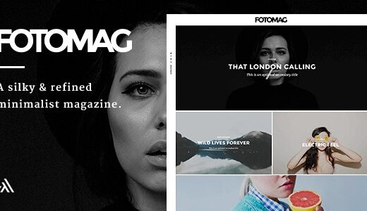 fotomag-a-silky-minimalist-blogging-magazine-wordpress-theme-for-visual-storytelling-Nulled-Download