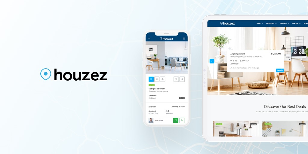 houzez-real-estate-wordpress-theme-Nulled-Download