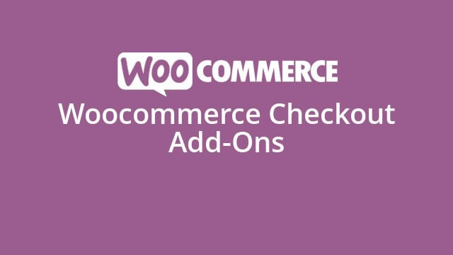 woocommerce-checkout-add-ons-Nulled-Download