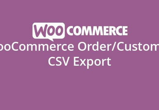 woocommerce-order-customer-csv-export-Nulled-Download
