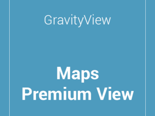 GravityView Maps View Nulled
